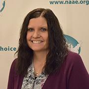 Mary Hoffmann, NAAE Representative